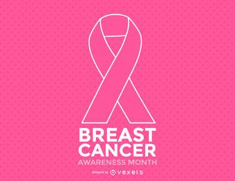 Minimalist Breast Cancer Awareness Month