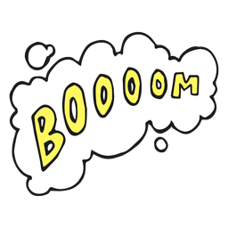 Boom illustration
