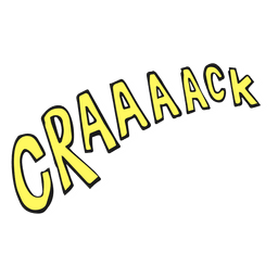 Crack illustration