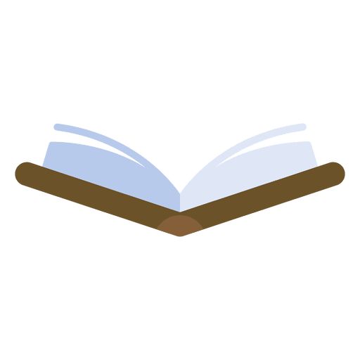 Open Book Icon Vector Transparent PNG