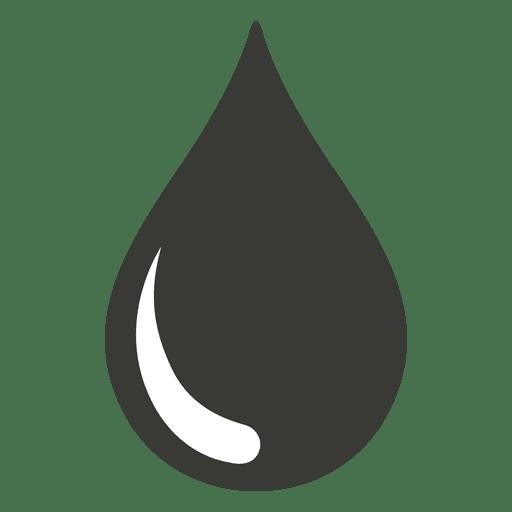 Waterdrop sharp glimpse graphic