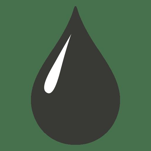 Waterdrop sharp glimpse up graphic