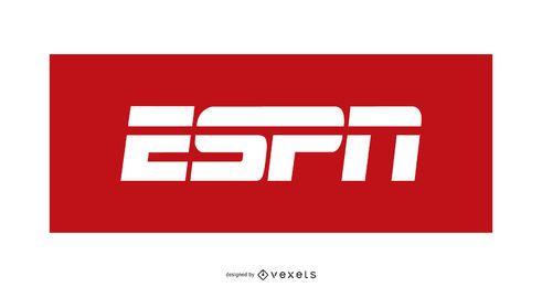 Vector logo de ESPN