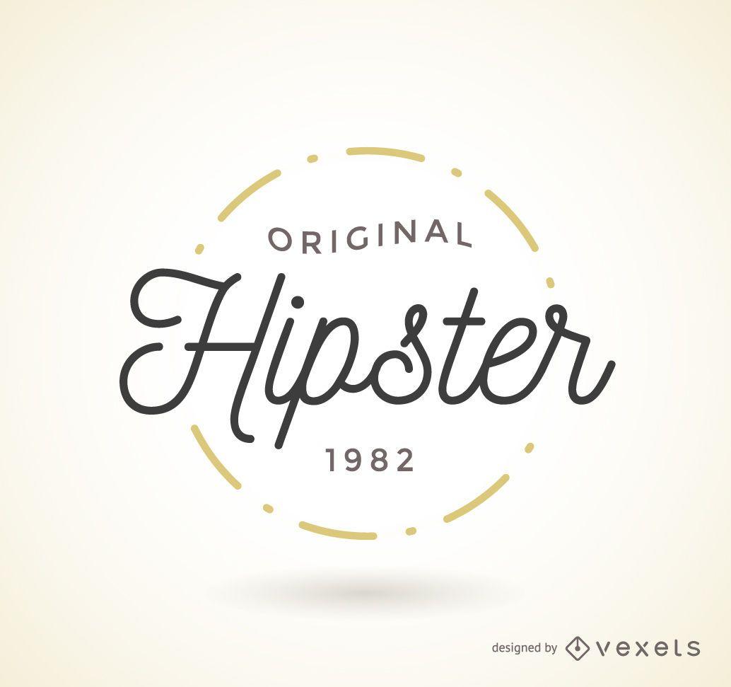 Hipster logo badge template vector download hipster logo badge template download large image 1034x971px license image user maxwellsz
