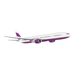 Avion ascendente