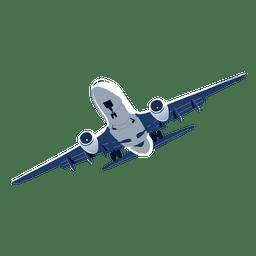 Airplane banking