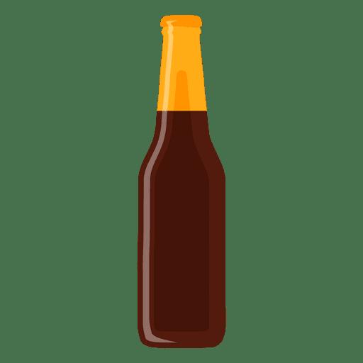 Amber Beer Bottle Neck Foil Transparent Png Svg Vector File
