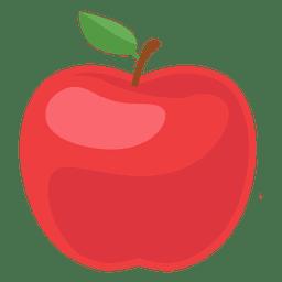 Ilustración de manzana