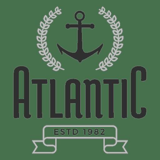 Logotipo do Atlântico Transparent PNG