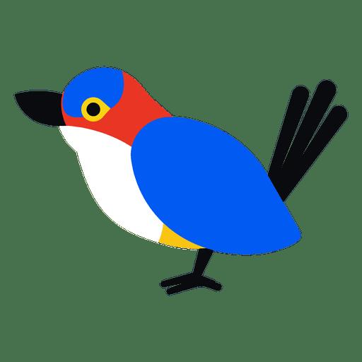 Vogel Abbildung Transparent PNG