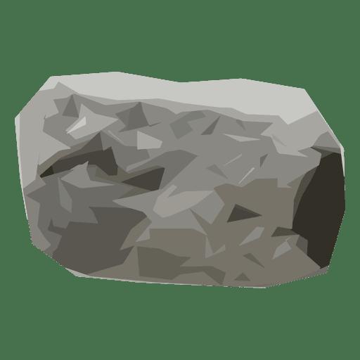 Boulder stone Transparent PNG
