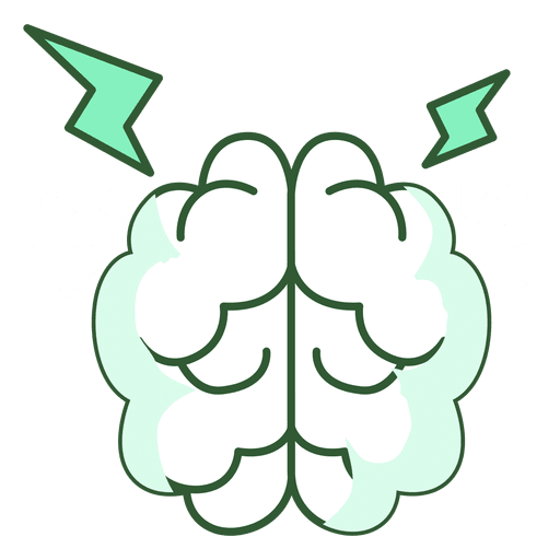 Brain cloud Transparent PNG
