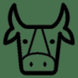 Cabeça de touro