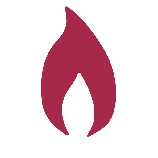 Candle fire vector Transparent PNG