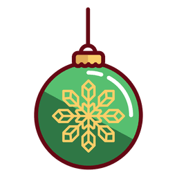 Christmas ball christmas icon