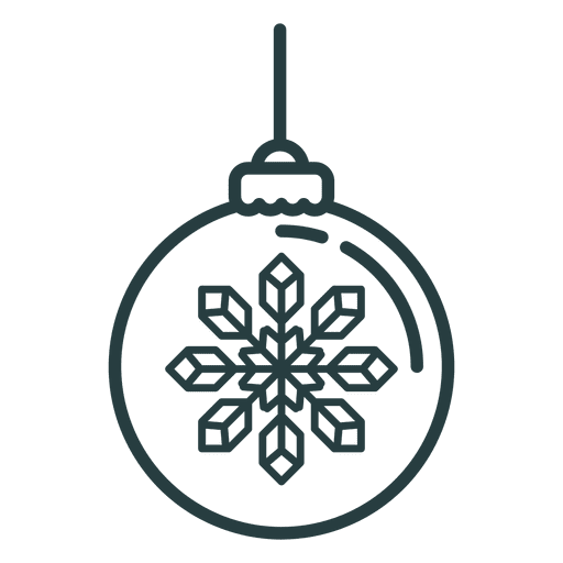 Christmas Icon Png.Christmas Ball Icon Transparent Png Svg Vector