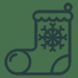 Icono de inicio de Navidad