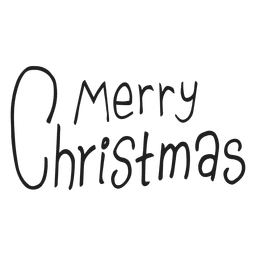 Christmas greetings badge