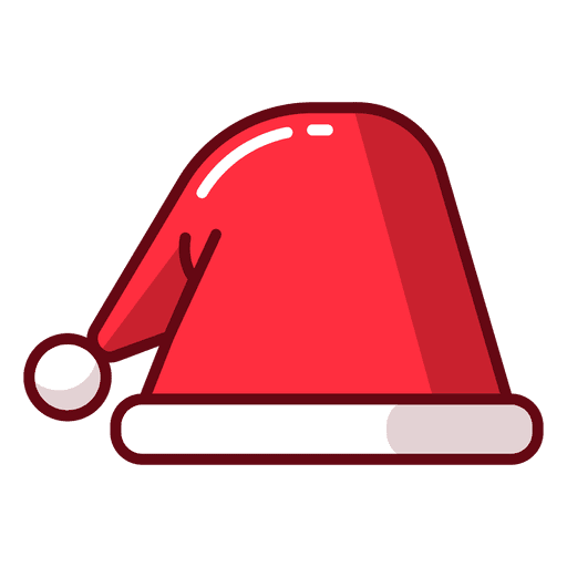 Christmas Hat Transparent Clipart.Christmas Hat Transparent Png Svg Vector