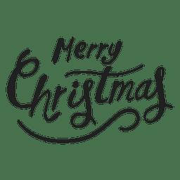 Insignia de vacaciones de navidad