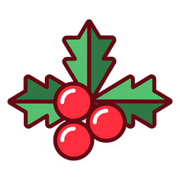 Muérdago navideño