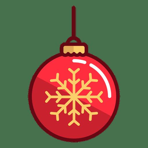 Bola de enfeite de natal Transparent PNG