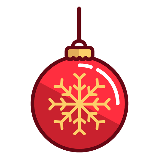 Christmas ornament ball Transparent PNG