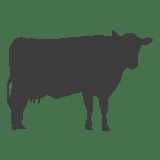 Vaca, posición, vector Transparent PNG