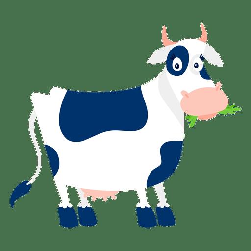 Vaca sorprendida Transparent PNG