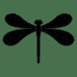 Libélula vector