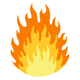 Feuer Cartoon