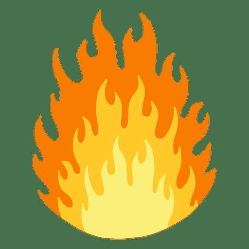 Famosos Desenho animado de fogo - Baixar PNG/SVG Transparente DE72
