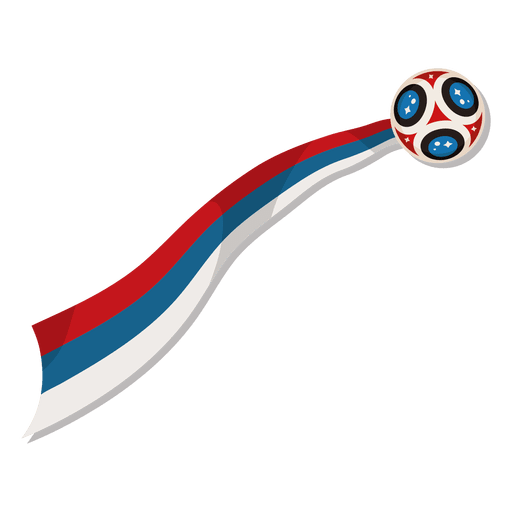 Football world cup logo russia 2018 Transparent PNG