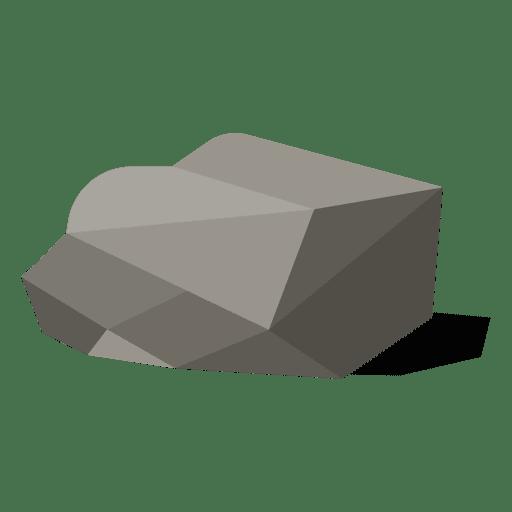 Geometric stone Transparent PNG