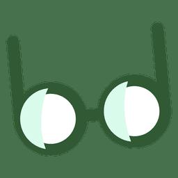 Gafas icono gafas