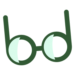 Gafas iconos gafas