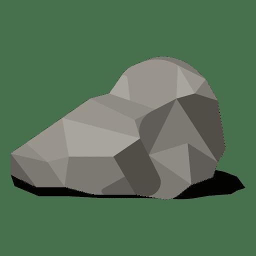Gravel rock Transparent PNG