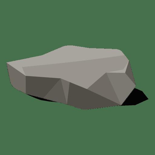 Gravel stone illustration Transparent PNG