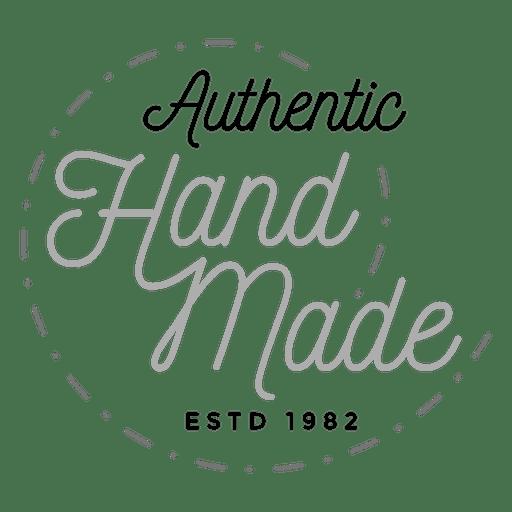 Handgemachtes Logo