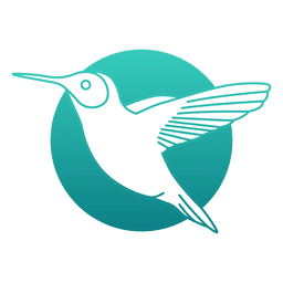 Logo beija-flor