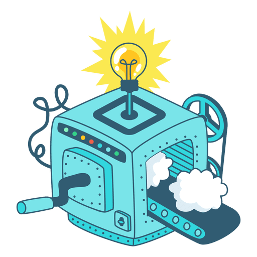 Ideas De Dibujos Animados De La Máquina Descargar Pngsvg