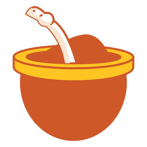 Mate drink icon Transparent PNG