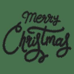 Frohe Weihnachten schreiben