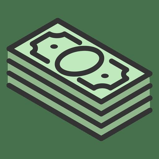 Dinheiro maço Transparent PNG