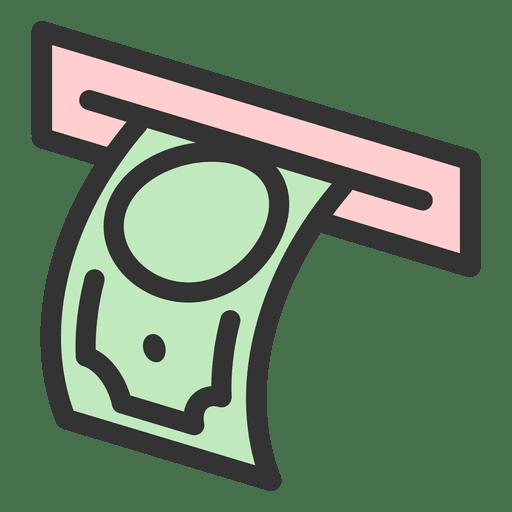 Retirar dinero Transparent PNG