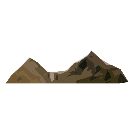Mountain Transparent PNG