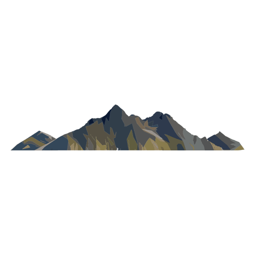 Mountain summit Transparent PNG