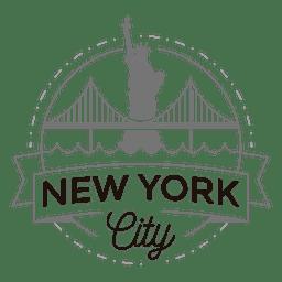 Logotipo da cidade de Nova york