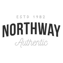 Northway authentic logo