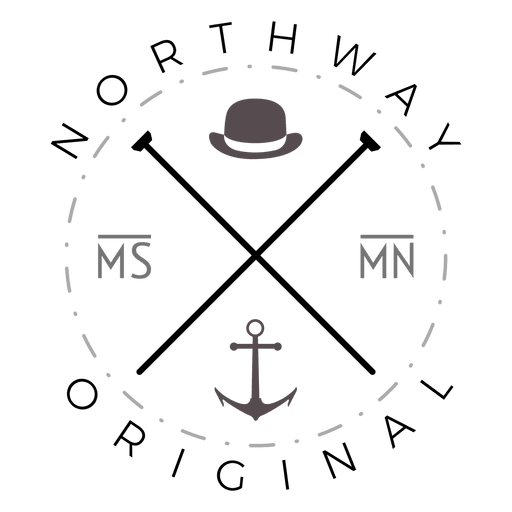 Logotipo da Northway Transparent PNG
